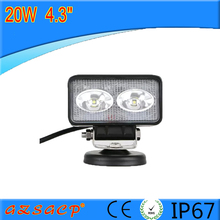 2pcs*10w led work light, high quality led light auto tuning made in china