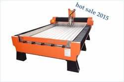 big spindle 5.5KW carving granite cnc router