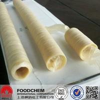 Regenerated collagen casing for sausage