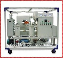 Transformer used oil recycling machine ---ZYD