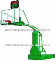 Manual Hydraulic Basketball Hoop Stand Frame