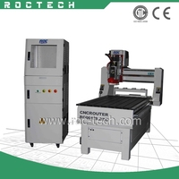RC0615ATC Hobby Desktop Mini Photo Frame Making Machine/ Advertising Machine for PVC and Plastic
