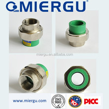 Plastic pipe fittng reducing elbow for water supply