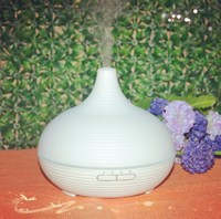 300ml Ultrasonic Air Humidifier hot sales Aroma Diffuser/ Ultrasonic Humidifier with color LED Changing