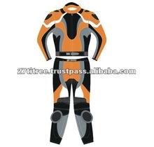 Custom 2 Piece Race Leather Suits 23