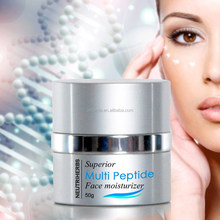 Skin Care Beauty Cosmetics Superior Anti wrinkle Instantly Ageless Multi Peptides Face Cream Anti Aging Supplements