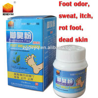 OEM antifungal spray for shoes with bottle foot deodorant