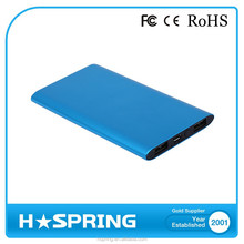 hot sell big capacity universal portable power pack for mobile devices