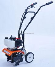 Popular cheap 49cc mini cultivator in garden farm