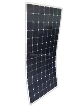 Hot sale 300W pv flexible mono solar panel for home solar energy systems, manufacturer in China with low price