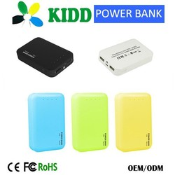 Made in China Leeon Power Bank Case Portable Cell Phone Charger