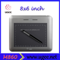 UEGG M860 china supplier high technology 3d cartoon tablet drawing picture