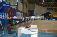 LCF P10 LED Perimeter Banner for Basketball