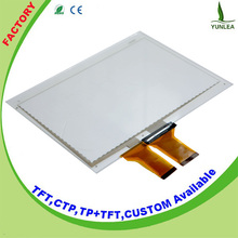 Fast delivery time 7 to 42 inch Film+film type touch film
