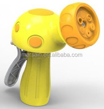 HOT selling!Colorful image plastic garden watering nozzle for kids