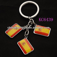 Accessory Promotional Metal Fake Food Keychain
