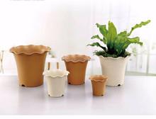 Garden Decoration Plastic flower pots, cheap flowerpot, flower planter