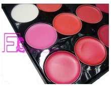 OEM best sell customized 18 sexy lip gloss palette