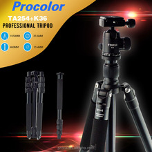 3 sections Professional Classical Stable Aluminum Tripod For camera shooting