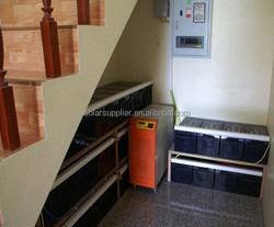 solar panel system 3000w/solar panel for Brazil market/6000w solar panel kit