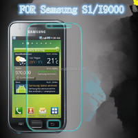 A large number of wholesale tempered glass for samsung S1 I9000