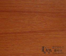 woodgrain PVC film 81101-1 Teak