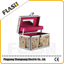 High Quality Professional Fashionable Makeup Beauty Case Luxurious Jewelry Kit