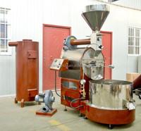 WANDA 10 KG gas coffee bean roaster