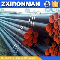 ASTM A192/A192M-02 Seamless Carbon Steel Bolier Tubes for High-Pressure