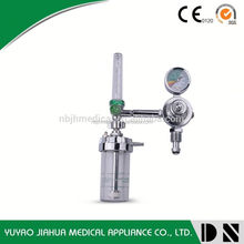 Reasonable & acceptable price factory directly flowmeter medical oxygen regulator with flowmeter