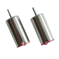 DC coreless motor BM610 Micro Motor for toy aircraft