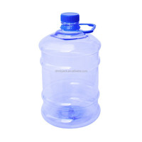PET bottle 5 liters for mineral water