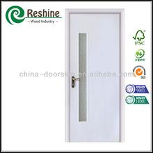 HDF melamine/veneer/whtie primer houses doors