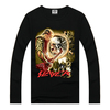 Slayer long sleeve t shirt,mens t shirt latest 2015,oem t-shirt