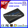 Alibaba wholesale HDMI to VGA for 1080P HDTV to VGA with audio out