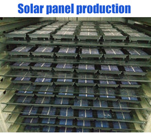 55*55mm Small Epoxy Solar Panels For Toys