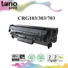 Toner Cartridge 103 303 703 For Canon