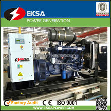 100kw Rental power generator WEICHAI diesel generator sets