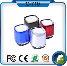 Mini beats audio bluetooth speaker,portable speaker bluetooth for retro li C-710PA