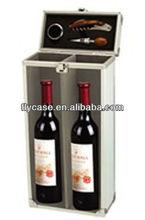 2013 caliente de la venta de vino estuche de transporte a precios asequibles