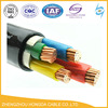 95mm2 4 core shaped compacted copper conductor construction cable