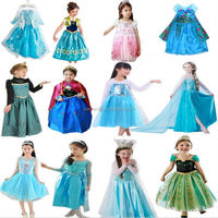 frozen elsa dress,frozen dress,elsa dress for kids cosplay costume in frozen
