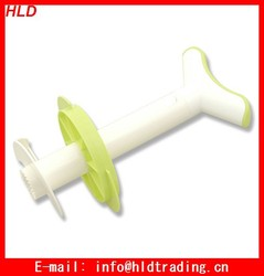 Plastic Fruit and Vegetable Peeler Pineapple Slicer with Wedger