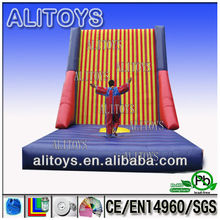 inflatable rocket climbing/inflatable sport games for rental