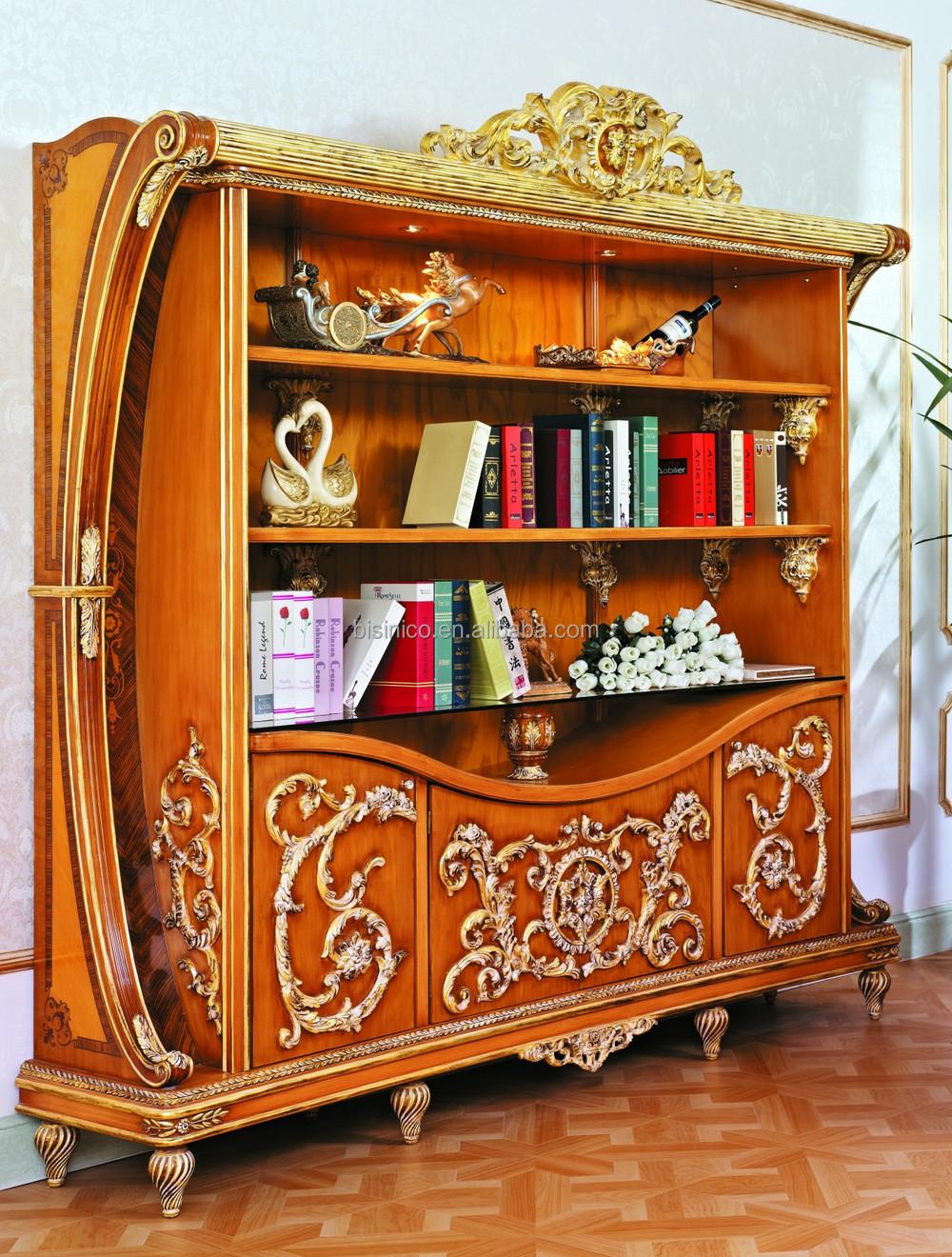 Luxe fran ais rococo chambre armoire placard antique for Placard de chambre en bois