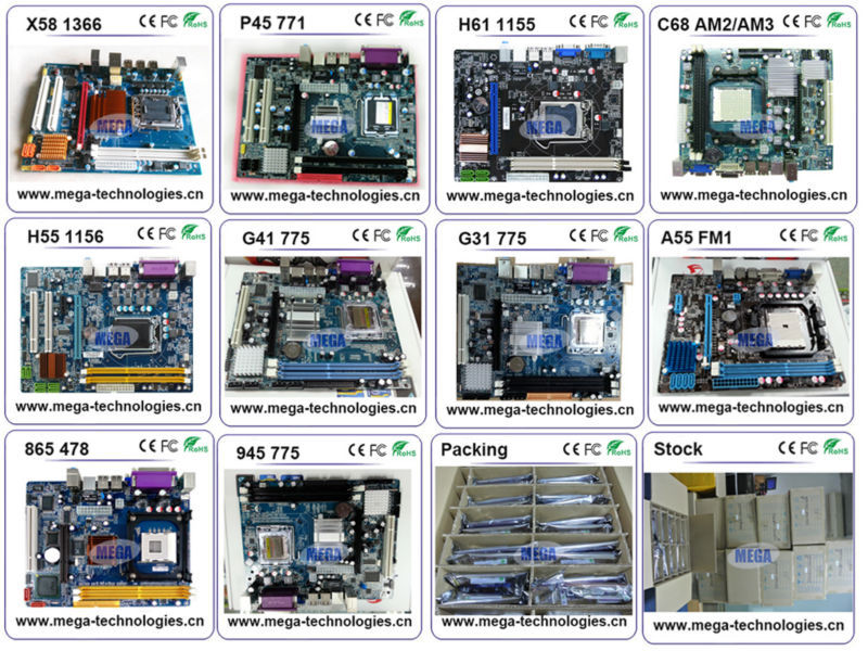 All Types Of Desktop Computer Motherboard_60034303108on Types Of Ports ...
