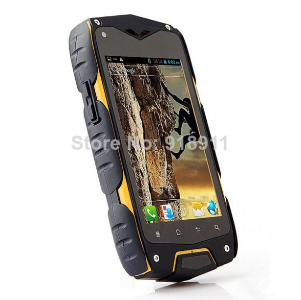 4 0 screen smartphone jeep z6 android phone ip68 mtk6572 dual core 512mb ram 4gb rom gps. Black Bedroom Furniture Sets. Home Design Ideas
