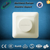 Manual rotary 84*84mm dimmer switch installation IP20 250VAC