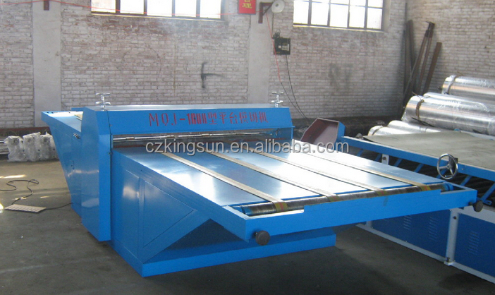 easy oepration semi-auto crrugated carton boxes platform diecutting machinery