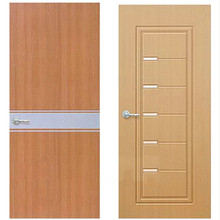 Hot sale glass insert wood interior door manufacturer with high quality
